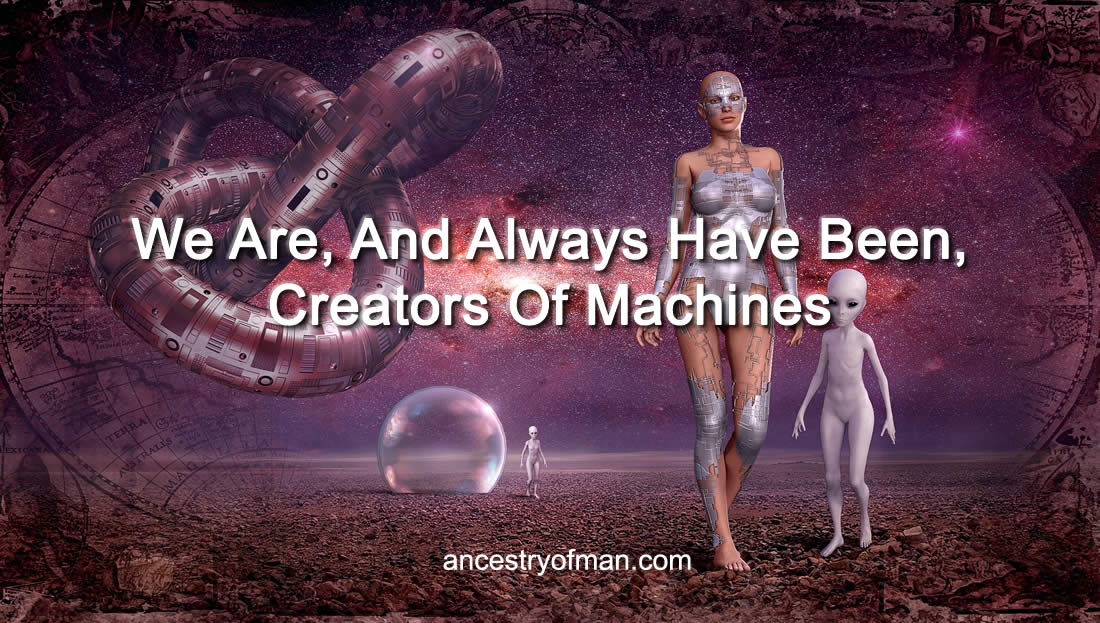 Genetic Memory Creators Of Machines Meme