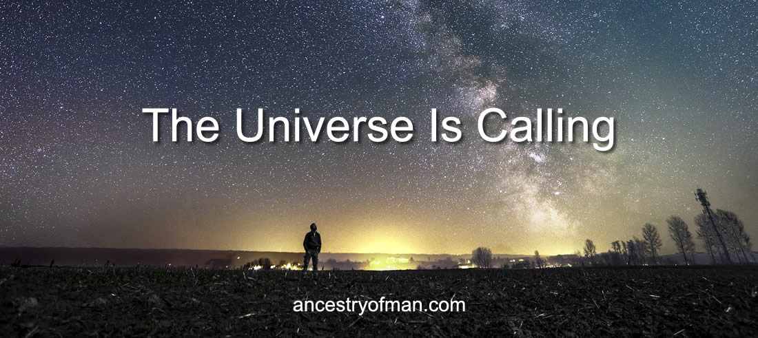 Interspecies Communication - Universe Is Calling Us