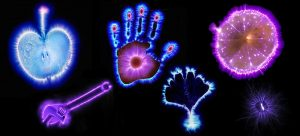 Kirlian Photography - Interspecies Communication